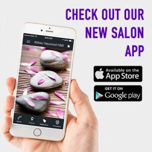 Beauty Salon Smartphone App