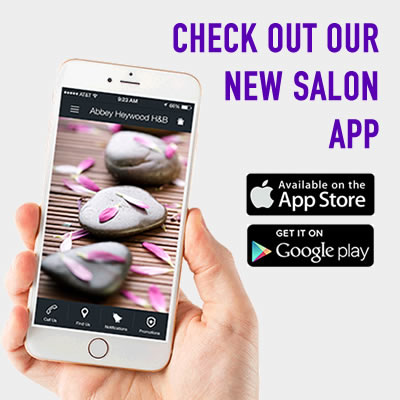 Beauty Salon Smartphone App