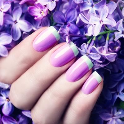 Gelish Nail Manicure Torquay